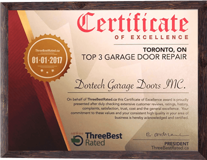 Dortech Garage Doors