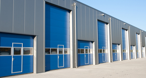 Commercial Garage Doors Toronto